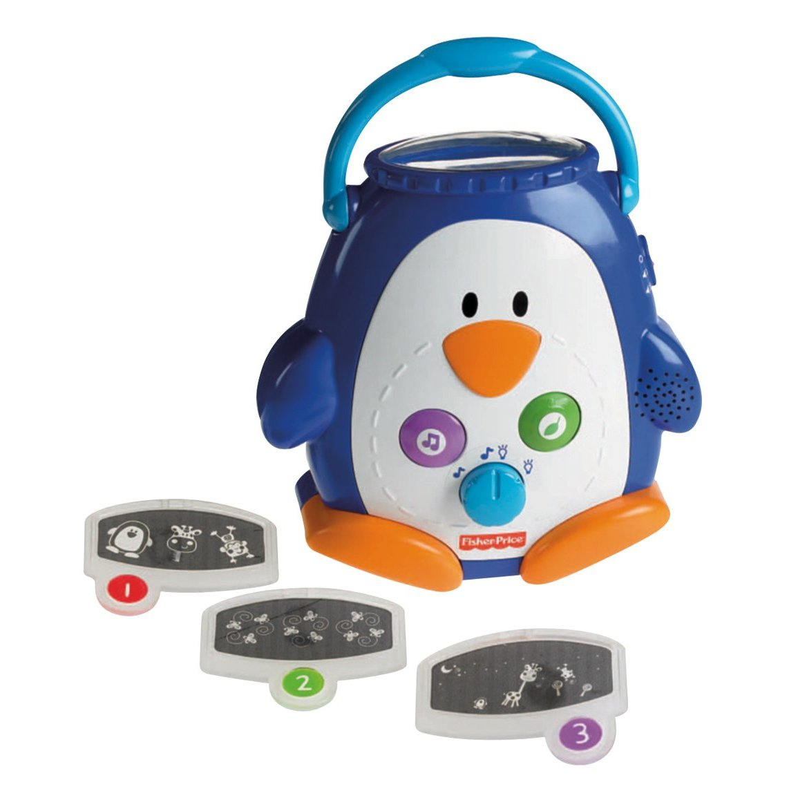 PROJETOR FISHER PRICE DISCOVER