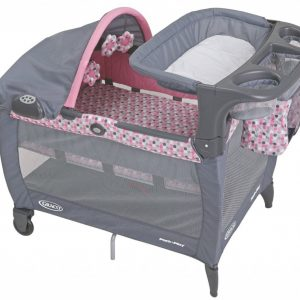 BER?O GRACO PACK' N PLAY PLAYARD WITH BASSINET - ALLY