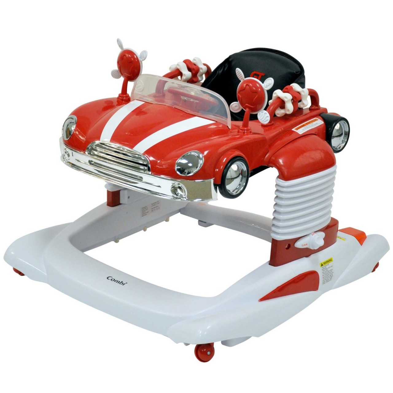 ANDADOR COMBI ALL IN ONE ACTIVITY GT - RED