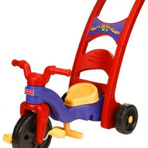 TRICICLO FISHER PRICE ROCKING ROLL