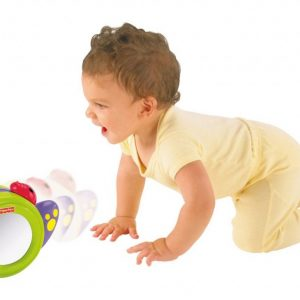 FISHER PRICE CARACOL GO BABY GO!