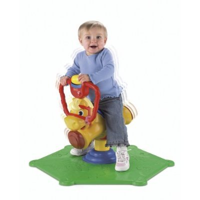 Fisher-Price Bounce & Spin Poney