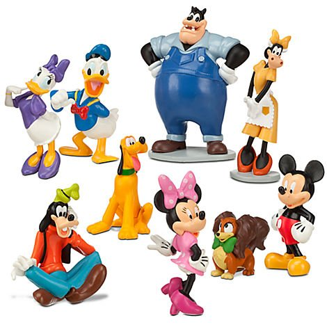 FISHER PRICE PERSONAGENS MICKEY MOUSE - MICKEY MOUSE CLUBHOUSE