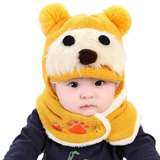 LOVELY CUTE GORRO CACHECOL D
