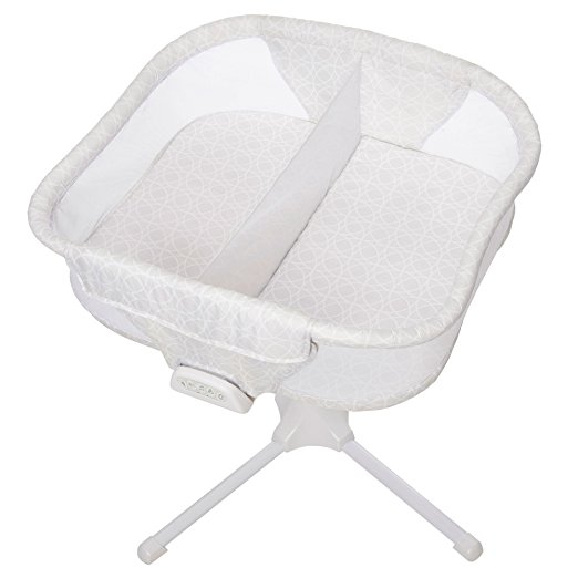 Ber?o Suspenso HALO Bassinest Para G?meos Twin Sleeper Double Bassinet Premiere Series Cor Sand Circle