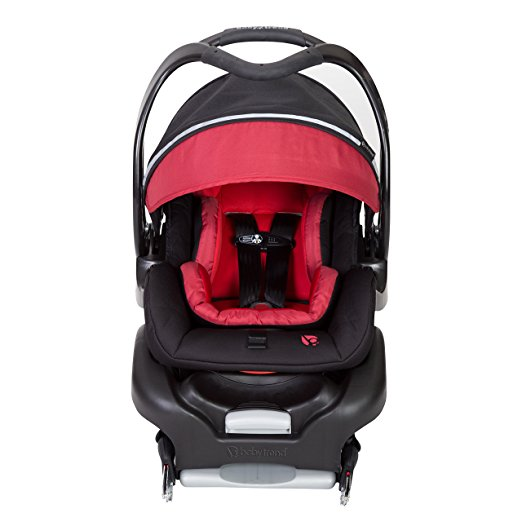 Beb? Conforto Baby Trend Secure Snap Tech 32 Infant Car Seat Ultra Red
