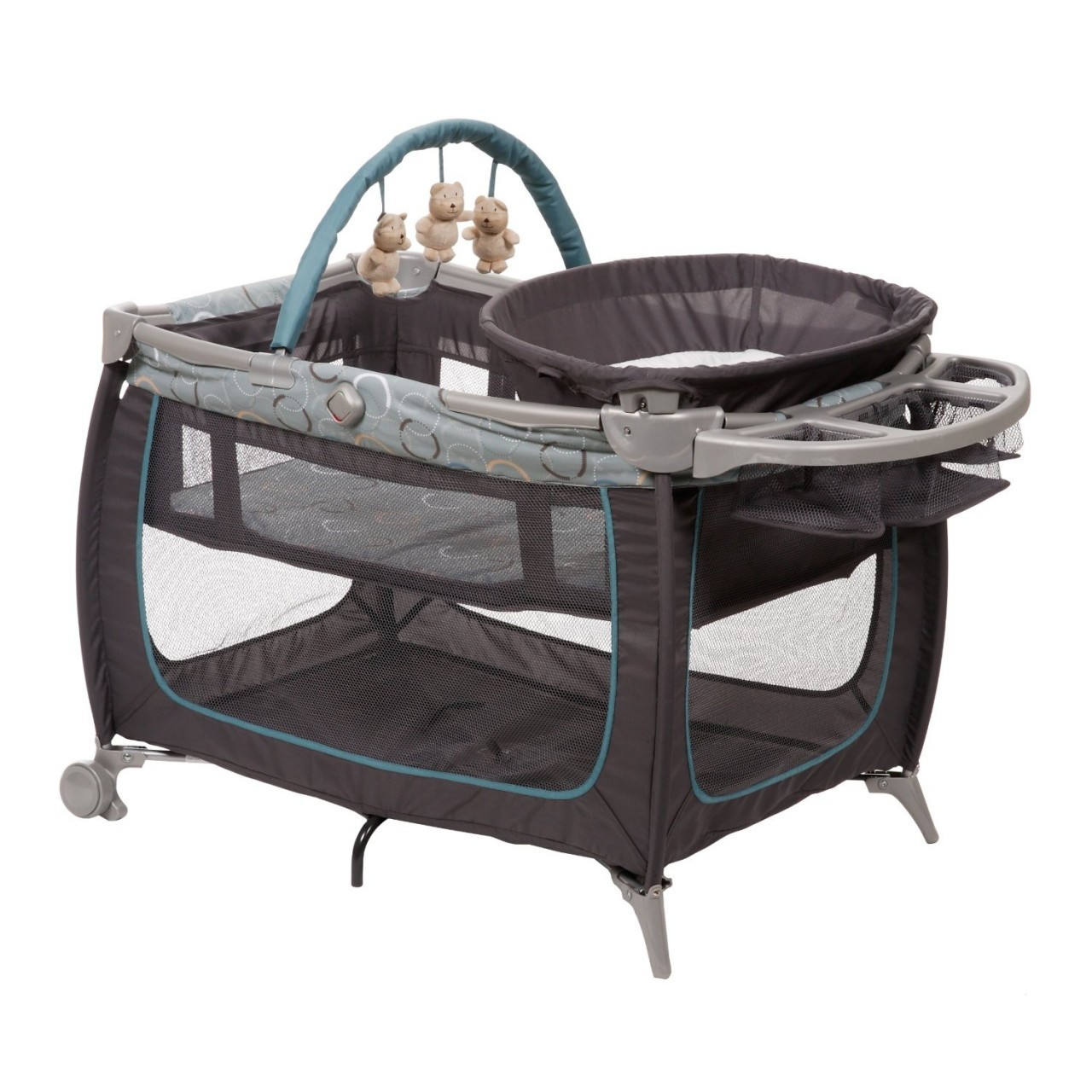 BER?O SAFETY 1ST PRELUDE PLAY YARD RINGS