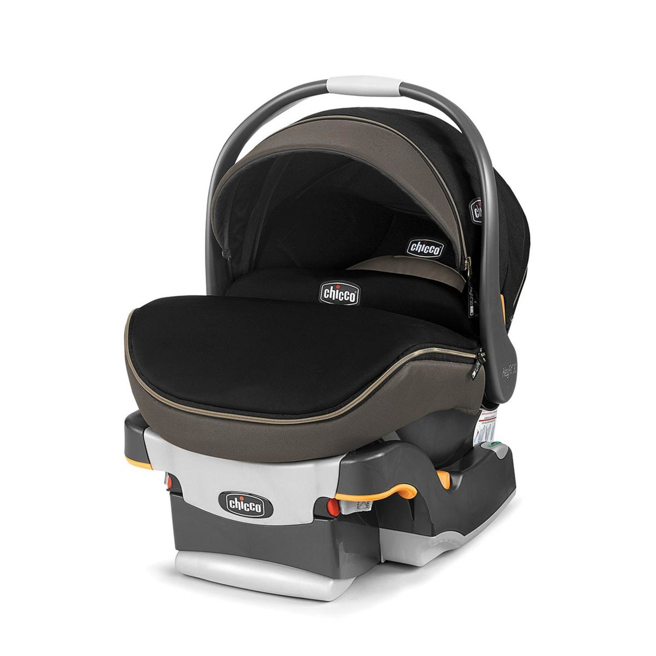 Beb? Conforto Chicco KeyFit 30 Zip Infant Car Seat in Eclipse