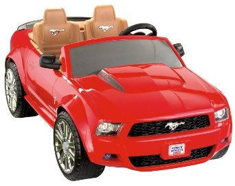 MINI VEICULO FORD MUSTANG