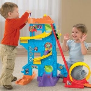 FISHER PRICE PISTA LOOPS