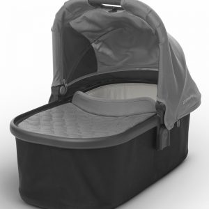 Mois?s UPPAbaby 2017 Bassinet - Pascal (Grey/Carbon)